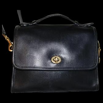 Vintage Coach Court Bag U.S. Model 15% OFF