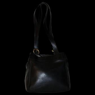 Vintage Coach Buckle Bag  15% OFF