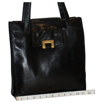 Vintage Perlina Business Tote from New York