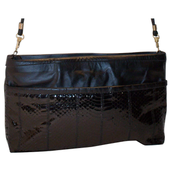 Vintage Fifth Avenue Convertible Evening Bag