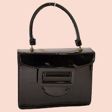 1950's Granada Patent Kelly Evening Bag