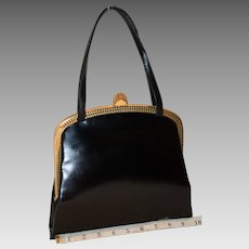 1950's Koret Evening Bag in Leather