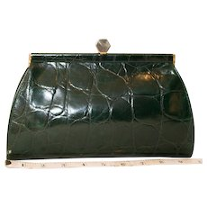 Vintage Furla Clutch from Italy