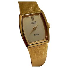"1980's Citizen ""Seven"" Ladies Watch"