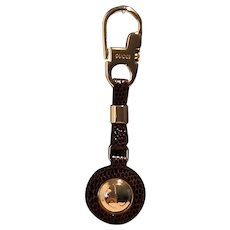 Vintage Gucci Lizard Keychain