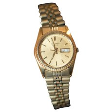 Vintage Seiko Ladies Day/Date Watch