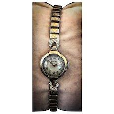 "1950 Bulova ""Nightingale"" Watch"