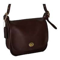 Vintage Coach Legacy Trail Small Flap