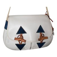 Vintage Dooney & Bourke Large Toggle Bag