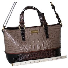 Brahmin Mini Asher Melbourne Tote