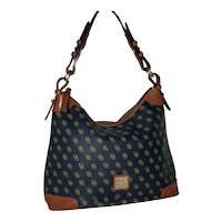 Vintage Dooney & Bourke Gretta Hobo