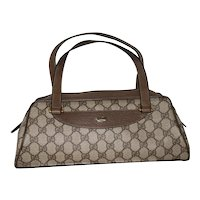 Vintage Gucci Accessory Collection Boston Bag