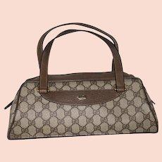 Vintage Gucci Accessory Collection Boston Bag
