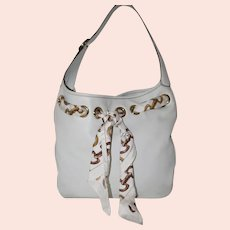 Gucci Positano Scarf Tote from Italy