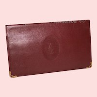 1960s Cartier Long Ladies Wallet