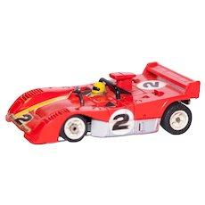 Aurora A/FX G-Plus Ferrari 312 PB  Wide/Fixed Axle