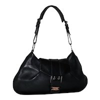 Christian Dior Pleated Evening Bag from Italy