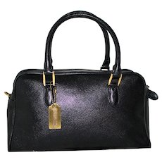 Vintage Coach Gramercy Small Satchel Style #7003 from Italy