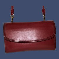 Vintage Coach Envelope Swing Wallet Model #4873