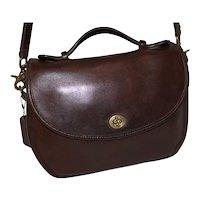 Vintage Coach Plaza Bag Large Edition #9865