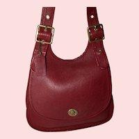 Vintage Coach Crescent Bag Model 9988