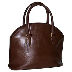 Vintage Coach Madison Bristol Bag Model #4412 from Italy