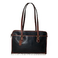 Vintage Coach Shoulder Brief from the Sheridan Collection