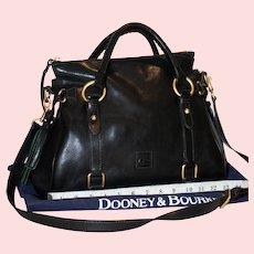 Vintage Dooney & Bourke Florentine Medium Satchel