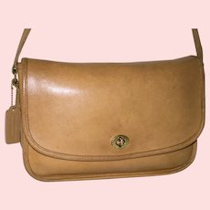Vintage Coach City Bag US Model