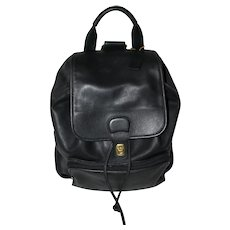 Vintage Coach Backpack Model #0547