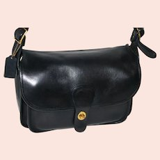 Vintage Coach Rambler Bag Model #9735