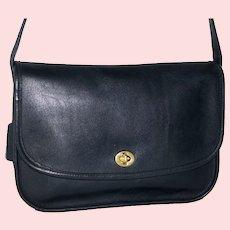 Vintage Coach City Bag Model #9790