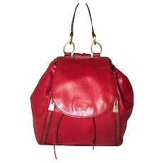 Vintage Céline Biker Bag Backpack