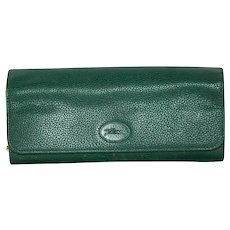 Longchamp Veau Foulonné Multipurpose Clutch