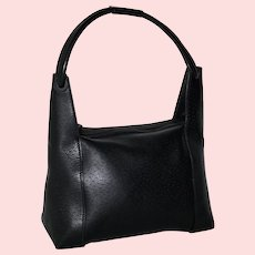 Vintage Gucci Top Handle Hobo from Italy