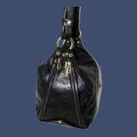 Vintage Marino Orlandi Dual Sling Tote from Italy