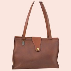 Vintage Coach Barclay Tote Style# 9896