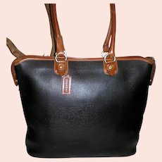 Vintage Coach Harvest Tote Style# 4207 from the Dakota Collection