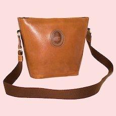 Vintage 1980s Mark Cross Spectator Bag from Italy