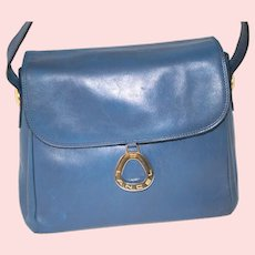 Vintage Ring Satchel from the Elsa Collection by Lancel