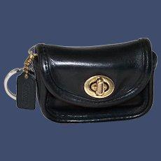 Vintage Coach Mini City Bag Key Pouch Model #7105