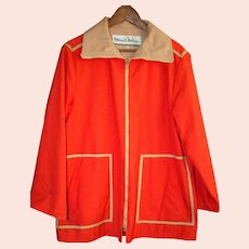 1970s Bonnie Cashin WeatherWare Short Jacket for Russ Taylor