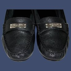 Coach Fredrica Loafers Size 8B