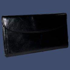 1980s Coach Combination Wallet/Chequebook Style #4859