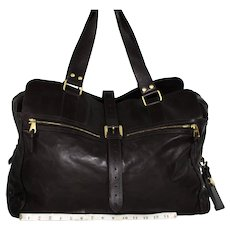 Vintage Mulberry Maxi Mabel Travel Bag from England