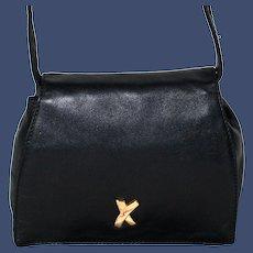 Vintage Paloma Picasso Calfskin Evening Bag
