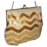 1950's Walborg Beaded Evening Bag