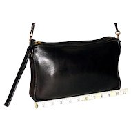 Vintage Coach Convertible Clutch - The Original Basic Bag