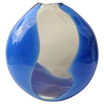 Art glass vase by Casey Hyland in Louisville, KY