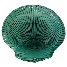 Greenware Wedgwood Shell Dish #2